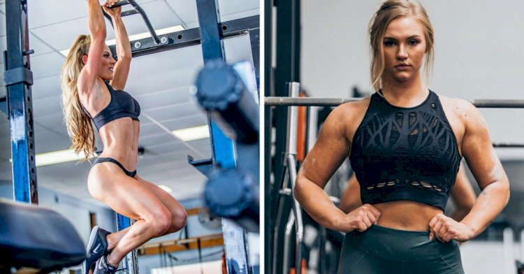 10 Hottest CrossFit Women 2018