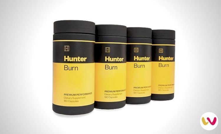 Hunter Burn Review – Will It Actually Help You Drop the Pounds?