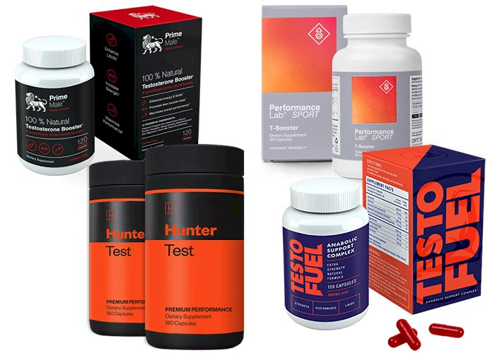 Best Testosterone Boosters For Women
