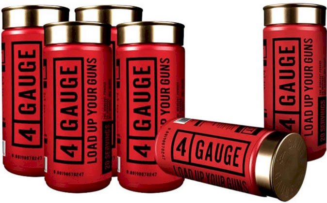 4 Gauge Pre-Workout Review – Can the Shotgun Shell Supplement Really Supercharge Your Workouts?