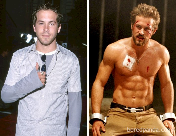 7 Best Celebrity Body Transformations (Including Their Workouts & Diet Plans)