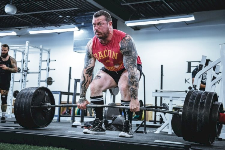 Use Deadlifts To Increase Testosterone
