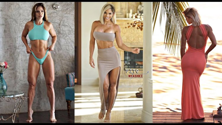 20 Things You Didn't Know About Fitness Model Michelle Lewin