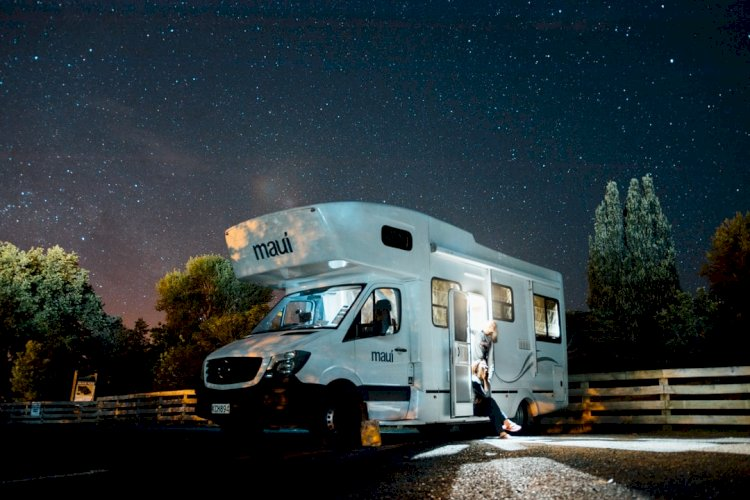 How to Maintain a Healthy Lifestyle While RV Living